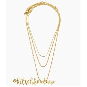 Just In! Madewell Chain Necklace Set